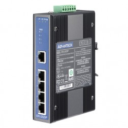 Ethernet Unmanaged Switch Advantech B+B Smartworx EKI-2525P