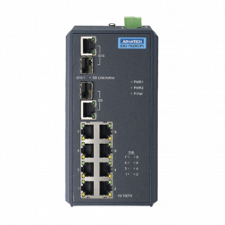 Ethernet Managed Switch Advantech B+B Smartworx EKI-7629CPI