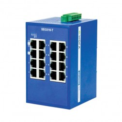 Ethernet Unmanaged Switch Advantech B+B Smartworx SEG316-T