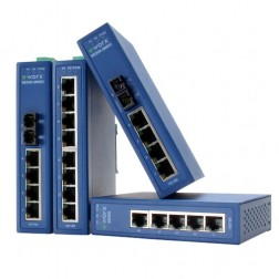 Ethernet Unmanaged Switch Advantech B+B Smartworx SE205