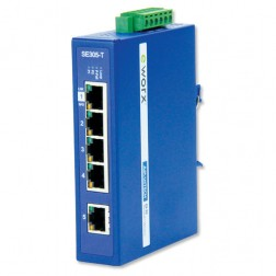 Ethernet Unmanaged Switch Advantech B+B Smartworx SE305-T
