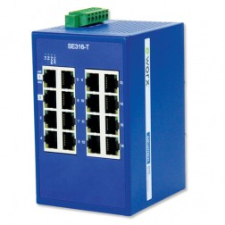Ethernet Unmanaged Switch Advantech B+B Smartworx SE316-T
