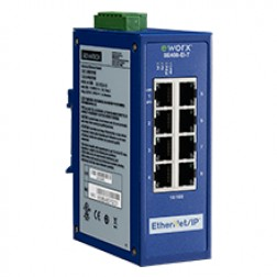Ethernet Managed Switch Advantech B+B Smartworx SE408-EI-T