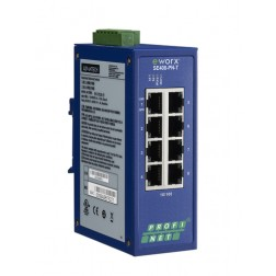 Ethernet Managed Switch Advantech B+B Smartworx SE408-PN-T