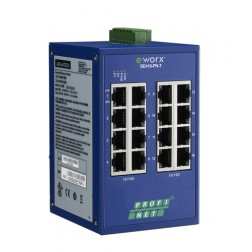 Ethernet Managed Switch Advantech B+B Smartworx SE416-PN-T