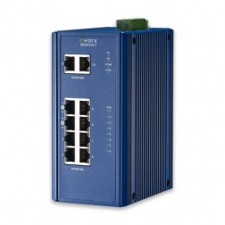 Ethernet Unmanaged Switch Advantech B+B Smartworx SEGP310-T