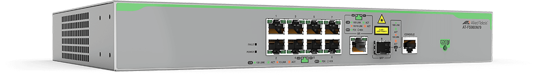 Allied Telesis Switch AT-FS980M/9
