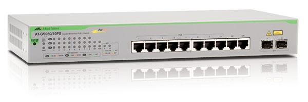 Allied Telesis Switch AT-GS950/10PS